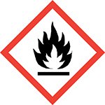 Pictogram for Flammable